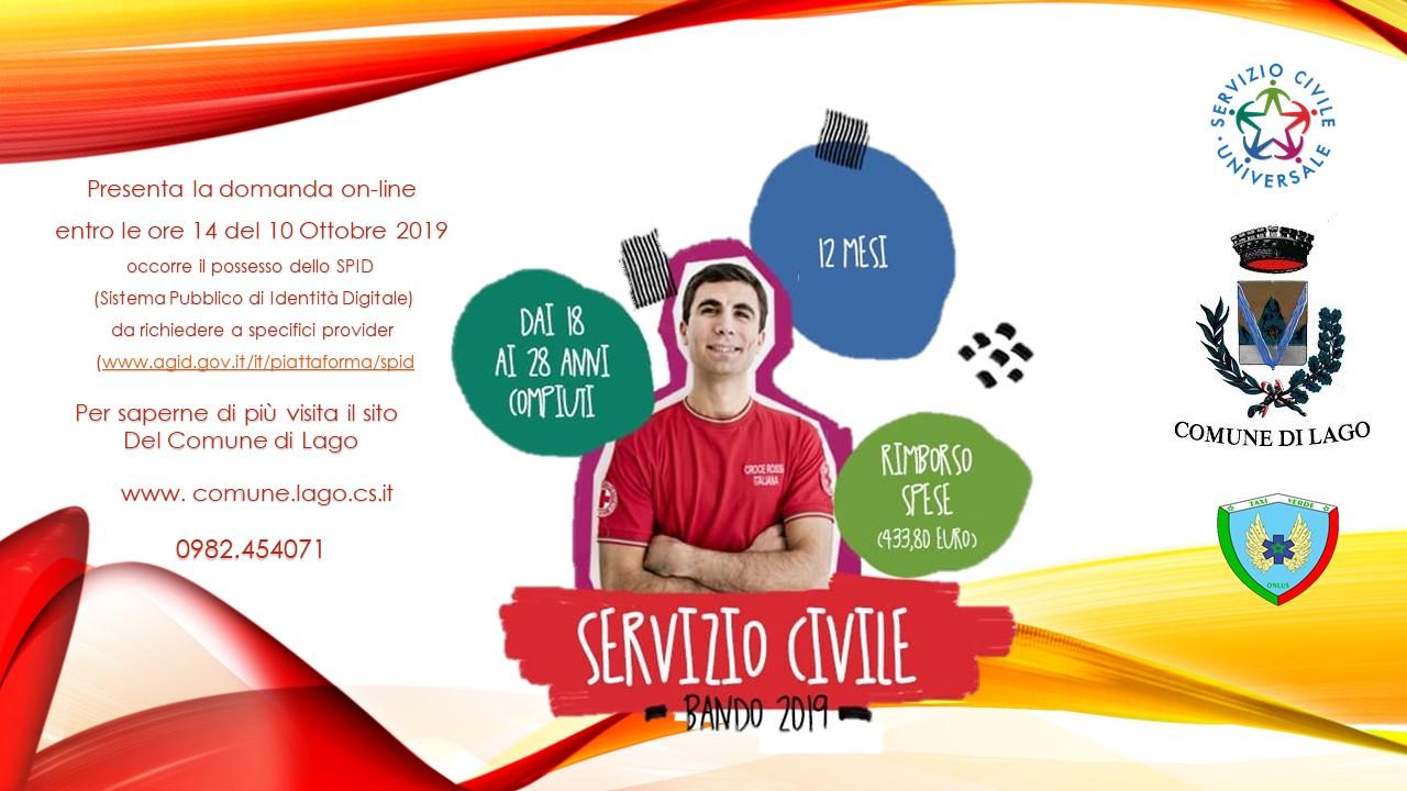Bando per la selezione di 39.646 operatori volontari da impiegare in progetti di Servizio civile universale in Italia e all'estero
